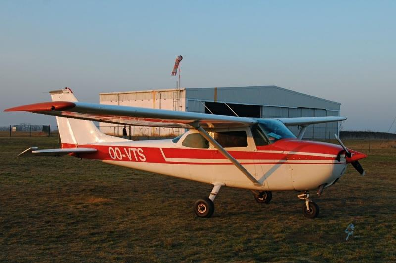 Letoun Cessna 172 ped opravou